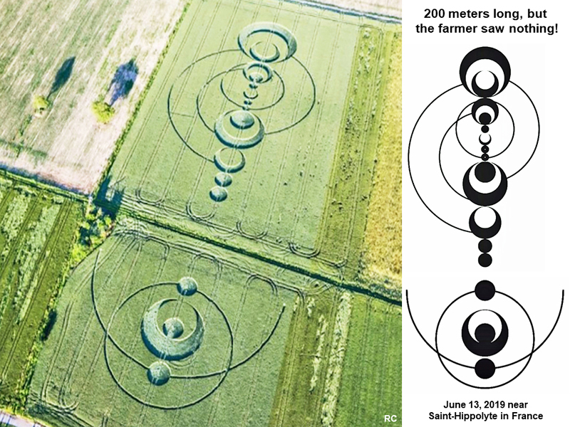 crop circles 2019 - Page 2 Saint-hippolyte-200meters1