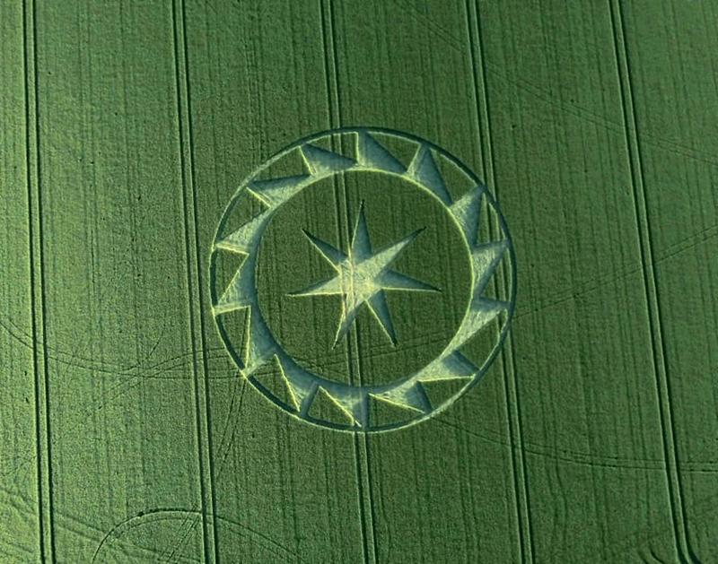 droneon2020a Resumen de los Últimos Crop Circles reportados