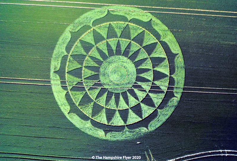 547ACDFEA4684896B9205B6AB2E Resumen de los Últimos Crop Circles reportados