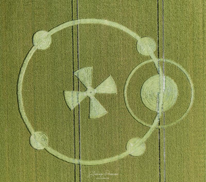 DJI 0695 Resumen de los Últimos Crop Circles reportados