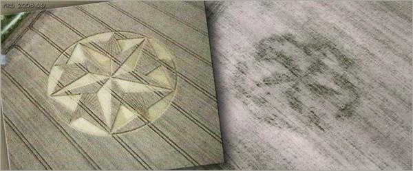 Risultati immagini per crop circle ghost